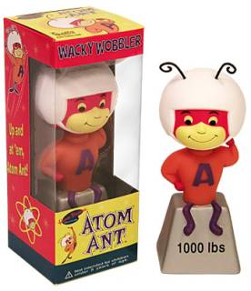 Hanna Barbera Collectibles - Atom Ant Bobblehead Nodder