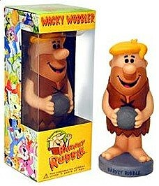 Flintstones Collectibles - Barney Rubble Bobble Head Doll, Nodder