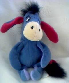 Walt Disney Collectibles - Eeyore Beanie Plush
