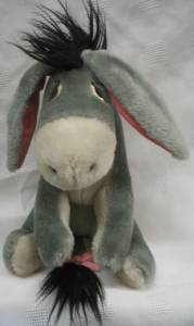 Walt Disney Collectibles - Eeyore Plush