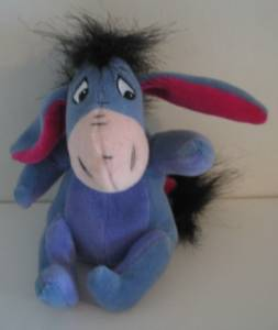 Walt Disney Collectibles - Eeyore Beanie