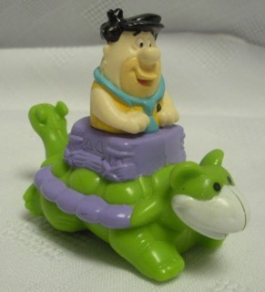 Flintstones Collectibles - Flintstones Stone Age Cruisers and Dino Racers Cars