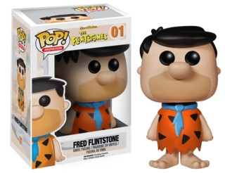 Flintstones Collectibles - Fred Flintstone Pop Vinyl Figure Funko