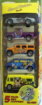 Hanna Barbera Collectibles - Hanna Barbera Diecast Cars Set
