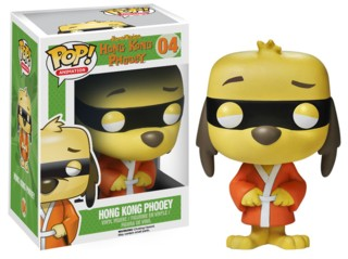 Hanna Barbera Collectibles - Hong Kong Phooey Pop Vinyl Figure Funko