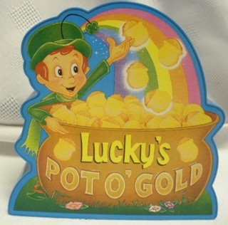 lucky charms pot of gold