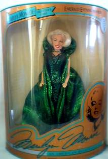 Emerald Evening Marilyn - Marilyn Monroe Doll