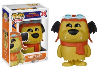 Hanna Barbera Collectibles - Wacky Races Muttley POP! Vinyl Figure