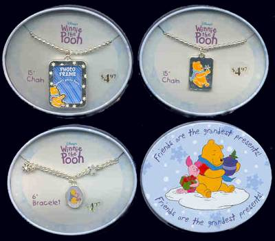 Disney Collectibles - Winnie the Pooh Jewelry