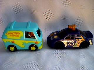 Stuff u crave character collectibles scooby doo - Race de scooby doo ...