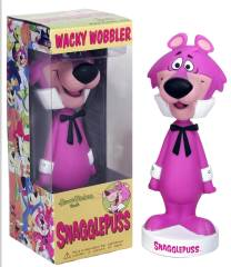 Hanna Barbera Collectibles - Snagglepuss Bobblehead Nodder Bobber Doll
