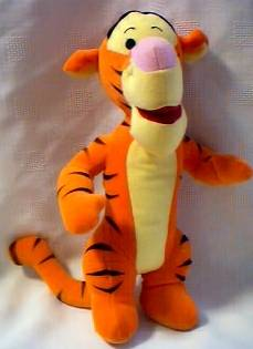 Disney Collectibles - Tigger Plush