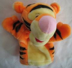 Walt Disney Collectibles - Tigger Plush Puppet