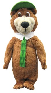 Hanna Barbera Collectibles - Yogi Bear Plush Beanie